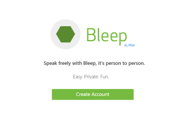 Meet Bleep, BitTorrent's
