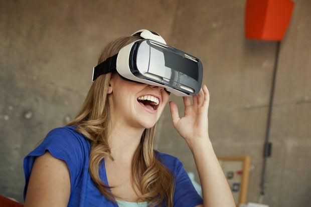 Samsung Gear VR hits Best Buy