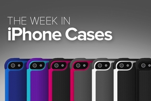 The Week in iPhone Cases: Belt, pouch, or bumper?