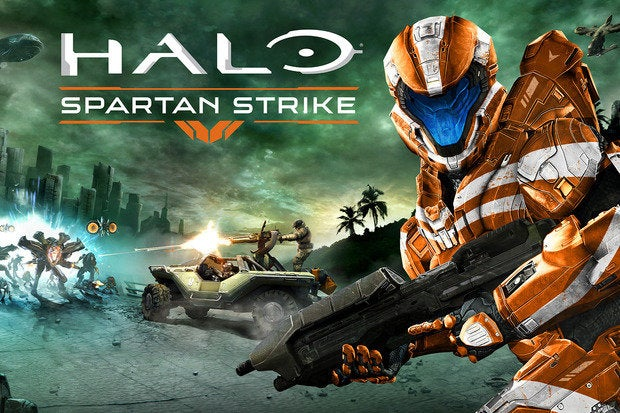 Halo comes to iOS, but it's not the same shooter you know from Xbox