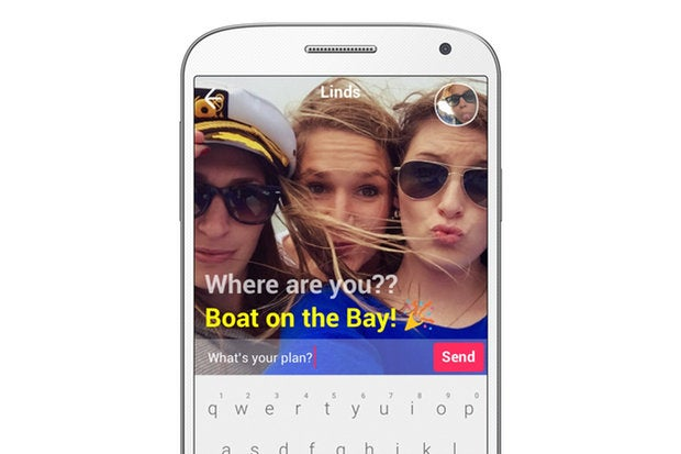 Yahoo Livetext offers texting with video...without sound