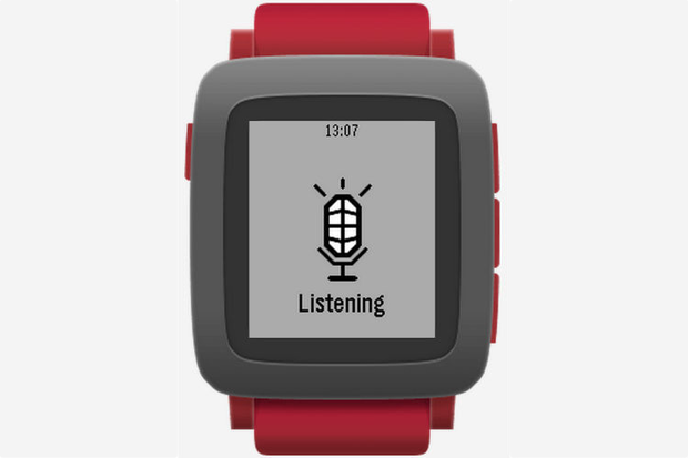 Pebble Time expands voice controls with third-party app support