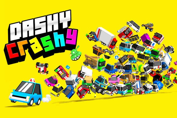 Dashy Crashy is a fun and flashy iOS game, but will it last?