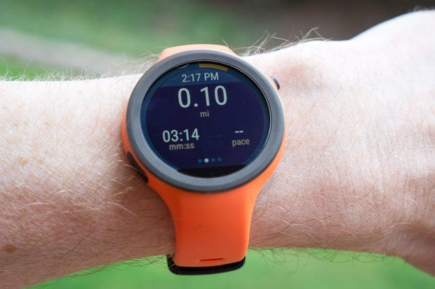Moto 360 Sport review: Only