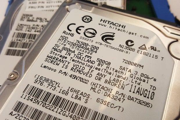 Used hard drives on eBay, Craigslist are often still ripe with leftover data