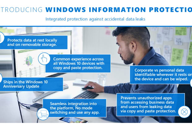 Here are the key security features coming to Windows 10 next week