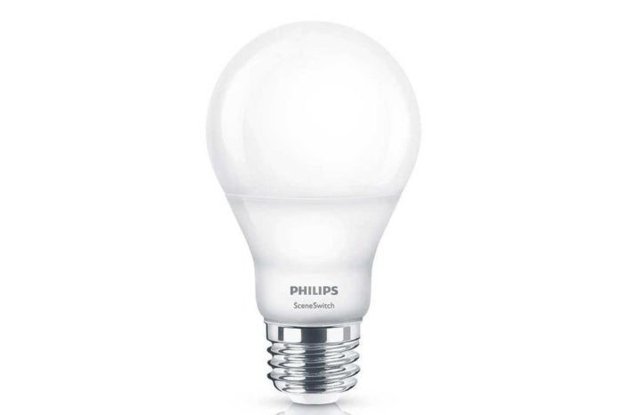Philips SceneSwitch review: It's not a smart bulb, but it is clever