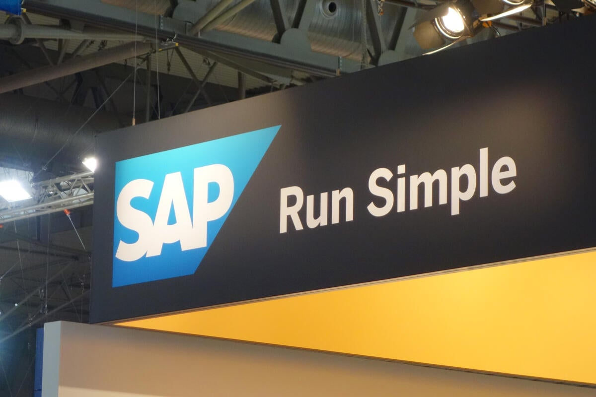 SAP has designs on new government business