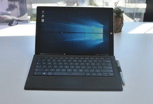 New Surface Pro 3 firmware update should solve battery woes